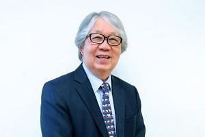 Professor Tommy Koh, Singapore's Ambassador-at-large at the Ministry of Foreign Affairs.