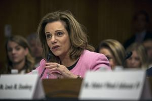 President Trump nominated former deputy national security adviser K.T. McFarland (above) to be the US envoy to Singapore earlier this year.