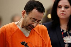 Former Michigan State University and USA Gymnastics doctor Larry Nassar faces child porn and sexual assault charges.