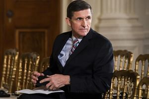 Former national security adviser Michael Flynn pleaded guilty to lying to the FBI about his contacts with Russia on Dec 1, 2017.