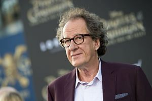 Actor Geoffrey Rush filed defamation proceedings against a News Corp newspaper in Australia on Dec 8, 2017.
