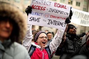 The US Federal Communications Commission vote to roll back net neutrality rules could galvanise young voters.