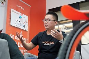 Mobike's co-founder Joe Xia believes that he has only just begun his mission to revolutionise urban transportation. He wants Mobike to have a billion users, a presence in every city, in as many countries as possible.
