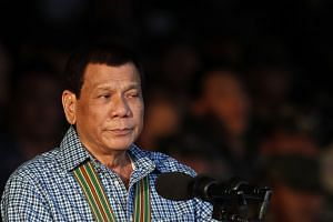 Philippine President Rodrigo Duterte had brought up the gender issue in the past while attacking Western countries that allow it.