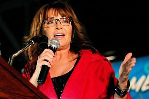 The elder son of former Republican vice presidential nominee Sarah Palin (above) faces assault and burglary charges.