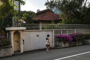 The feud over the family house at 38, Oxley Road, came like a bolt from the blue for Singaporeans.