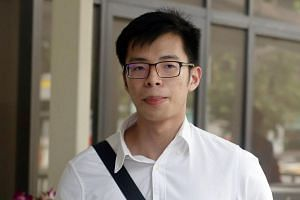 HDB officer Ng Han Yuan pleaded guilty to breaching the Official Secrets Act by giving confidential information to a reporter from The Straits Times.