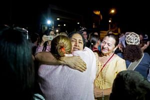 The release of a group of people imprisoned for events related to the protests in Venezuela sent a message of optimism towards the negotiation maintained by the government and the opposition to seek a solution to the crisis in the country.