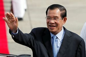 Hun Sen is credited with helping Cambodia achieve economic growth but has also been criticised for his crackdown on civil society groups and the media.