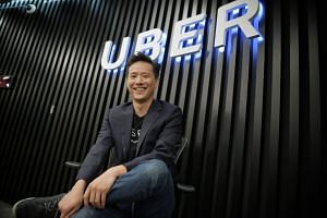 Uber Singapore general manager Warren Tseng says the tie-up with ComfortDelGro is not about competition. He says Uber's Lion City Rentals can leverage on ComfortDelGro's fleet management expertise.