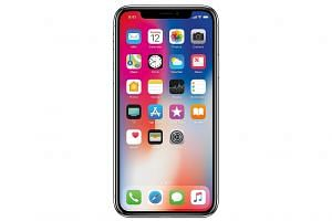 The flagship iPhone X. Apple says it slowed down the performance of older models not to force users to upgrade, but to protect components from failing batteries.