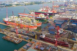 The former senior member of Keppel Offshore & Marine's legal department helped cut a deal to assist prosecutors in their probe of Keppel and other former executives, according to court documents.