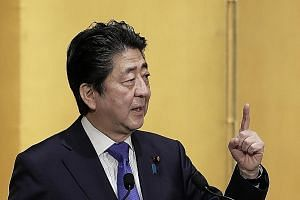 Japan's Prime Minister Shinzo Abe was caught in two cronyism scandals earlier this year that saw his approval ratings plunge. Since then, there has been a recovery in his support, while his party also won handsomely in a snap election.