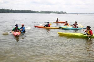 Activities and projects across schools like the Outward Bound Singapore camp would encourage students from different backgrounds to mingle and work together, NUS sociologist Tan Ern Ser suggested.