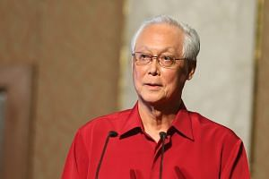 "Writing in a Facebook post on the last day of 2017, Emeritus Senior Minister Goh Chok Tong said the issue of the fourth-generation leadership is ""one urgent challenge I would like to see settled""."