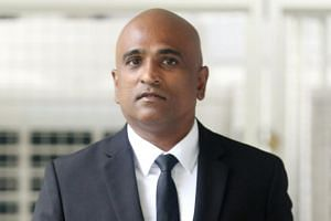 Human rights activist Ravi Madasamy, 48, admitted in court on Monday that he had assaulted lawyer and opposition politician, Mrs Jeannette Chong-Aruldoss, in August.