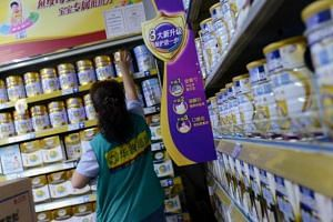 A safety overhaul of China's notorious baby-formula industry removed about 1,400 products from store shelves this week, clearing the way for international brands.