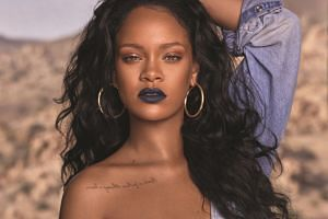 The Fenty Beauty line, by pop star Rihanna, features a wide range of 40 foundation shades.