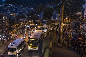 Killings in Rocinha, Rio's largest favela, had quadrupled in less than a year.