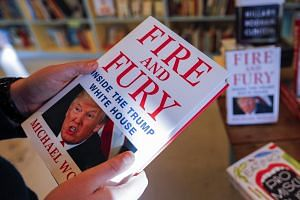 Fire And Fury: Inside The Trump White House was released four days ahead of schedule amid strong demand.