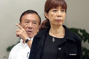 Singaporeans Judy Teo Suya Bik and Teo Chu Ha were charged over alleged bribes accepted in China, involving about 11.1 million yuan (S$2.3 million).