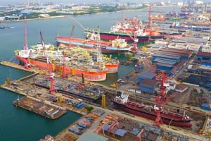 Keppel Corp was not let off lightly after giving US$55 million in bribes, being punished with a penalty of US$422 million.