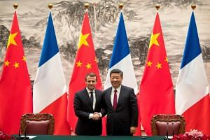 French President Emmanuel Macron and his Chinese counterpart Xi Jinping have reached a deal allowing French beef producers back into the Chinese market within six months.