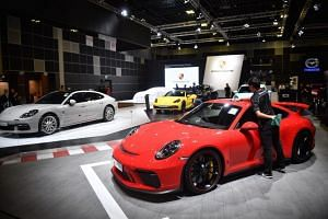The Singapore Motorshow opens on Jan 11 with over two dozen new model launches - the biggest number since the event started a quarter century ago.