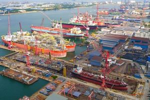 Keppel Offshore & Marine (KOM) is a subsidiary of conglomerate Keppel Corporation, which in turn counts state investment firm Temasek Holdings among its shareholders.