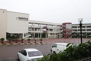 Innova JC (above) will be merging with Yishun JC because of falling cohort sizes.