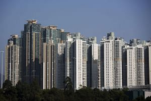 Hong Kong has one of the most expensive housing markets in the world, with private home prices shattering historic records for 13 months in a row and rising almost 200 per cent since 2008.