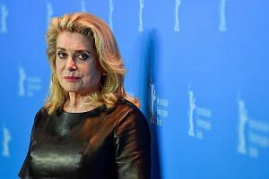 French actress Catherine Deneuve was among the Frenchwomen who signed the open letter protesting the #MeToo movement.