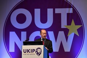 UKIP leader Henry Bolton is facing criticism after his partner made derogatory remarks about Prince Harry's fiancee Meghan Markle.