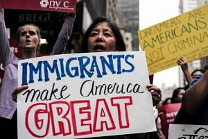 Negotiators spent last week seeking a solution that would shield young immigrants brought illegally to the US as children, including the roughly 800,000 who secured work permits under the Deferred Action for Childhood Arrivals program.