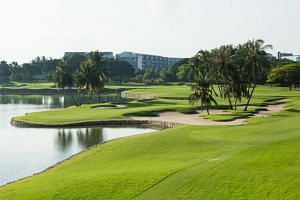 Serapong dropped 21 places from 2016, when it made its way into Golf Digest's decorated list of the world's 100 greatest golf courses for the first time but it remains the only Singapore course to make the prestigious ranking.