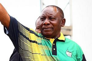MR CYRIL RAMAPHOSA