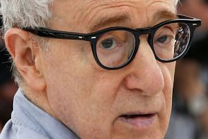 Dylan Farrow has revived child molestation allegations against Woody Allen (above).