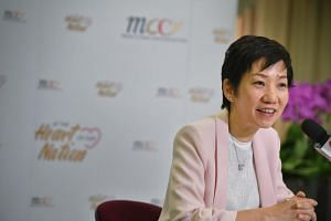 Minister for Culture, Community and Youth Grace Fu pointed out that Singaporeans are mixing through sport, arts, volunteerism and at the workplace.