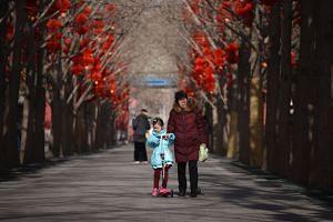 Latest figures from the National Bureau of Statistics showed the population of Beijing dropped by 22,000 to 21.7 million last year, a decline of 0.1 per cent.