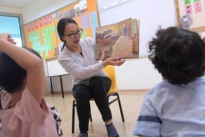 Across the sector, there are about 5,700 early childhood educators who specialise in teaching mother tongue language, of whom 3,300 are locals.