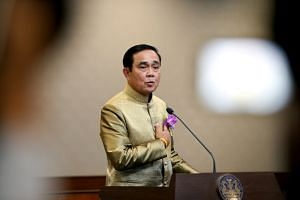 Prime Minister Prayuth Chan-ocha has said a general election would take place in Nov 2018.