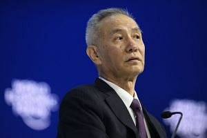 Mr Liu He's promotion would be part of a wider government reshuffle following the 19th Communist Party Congress in October 2017.