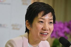 Ms Grace Fu says it is far from optimal that women occupy just over 10 per cent of board seats in Singapore firms.