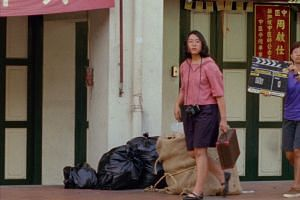 A movie still from the film Shirkers, by Sandi Tan.
