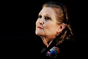 The late Carrie Fisher won for Best Spoken Word Album for The Princess Diarist, the audiobook version of her memoir which came out weeks before she died in December 2016 at 60 of a sudden cardiac arrest.