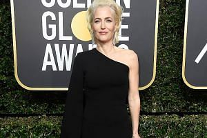 Actress Gillian Anderson (left) says her run as medical doctor and special agent Dana Scully on The X-Files has been extraordinary, but she now wants to do other things.