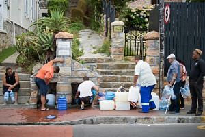 Experts say water in the dams should ideally be used for storage, but Pretoria is now drawing from Lesotho as it continues topping up Guateng's Vaal supply system.
