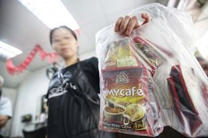 Samples of the instant coffee mixture, identified in some local media reports as Mycafe Penang Durian White Coffee, were detected with a substance believed to be drugs.