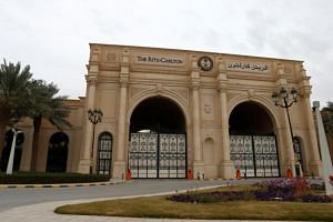 Riyadh's Ritz-Carlton became a holding place of princes and ministers detained in an anti-corruption probe launched on Nov 4, 2017.