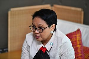 Indonesia's Foreign Minister Retno Marsudi believes Asean can remain in the driver's seat when it comes to matters affecting the region, as well as stay united.